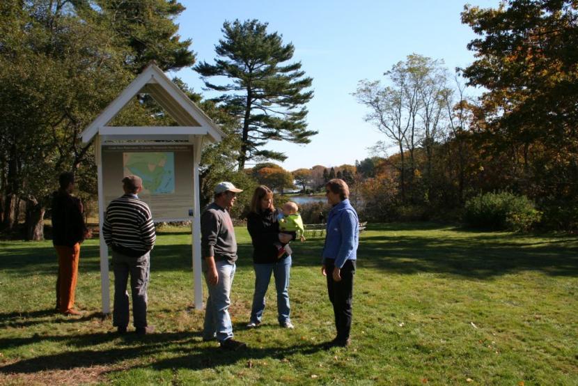 Creek Farm Reservation, Portsmouth, NH